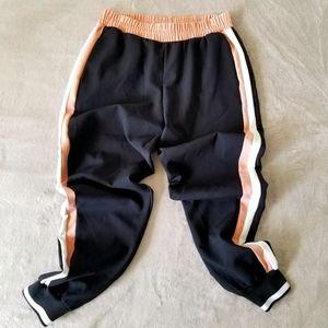 Zara Basic Side Stripe Jogging Pant